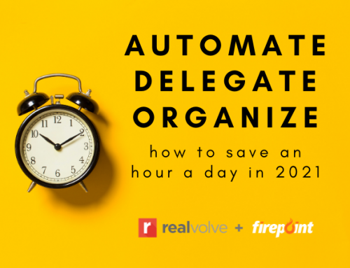 Automate, Delegate, Organize: How to Save an Hour a Day in 2021