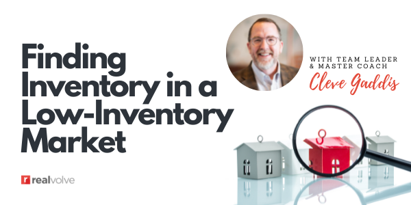 Finding Inventory In A Low-Inventory Market